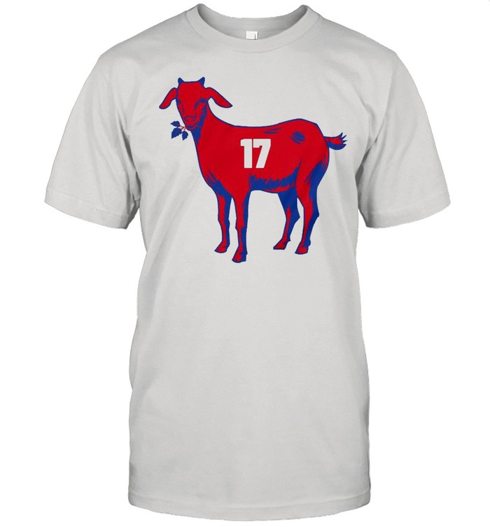 17 Goat Allen For Buffalo Bill 2021 shirt Classic Men's T-shirt
