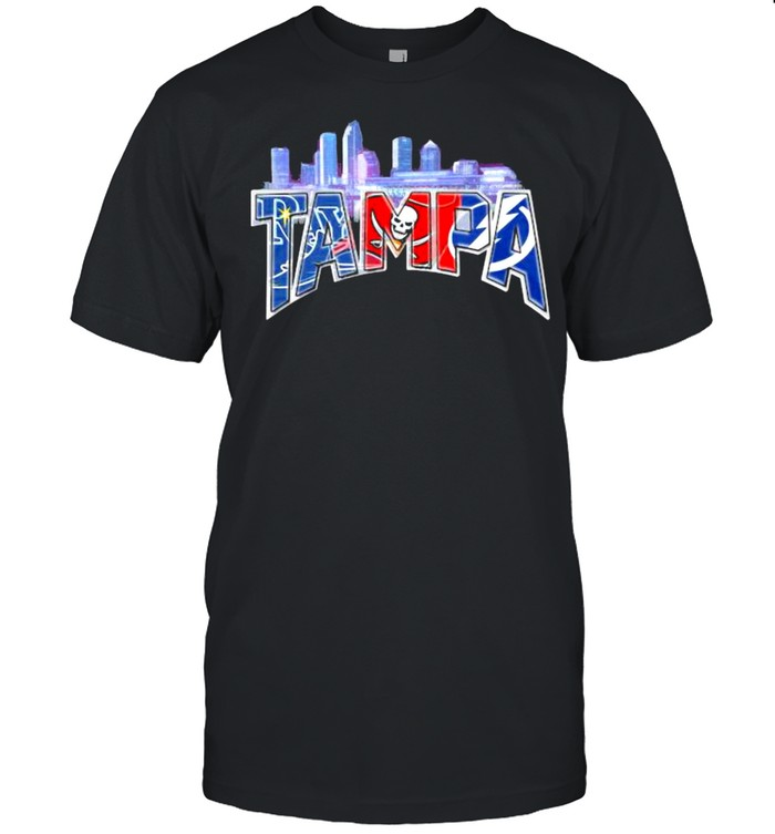 City New York Tampa Football shirt Classic Men's T-shirt