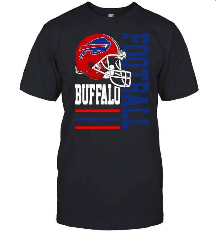 Helmet Of Buffalo Bills Football 2021 shirt Classic Men's T-shirt