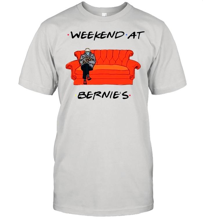 Bernie Sanders weekend at Bernies shirt Classic Men's T-shirt