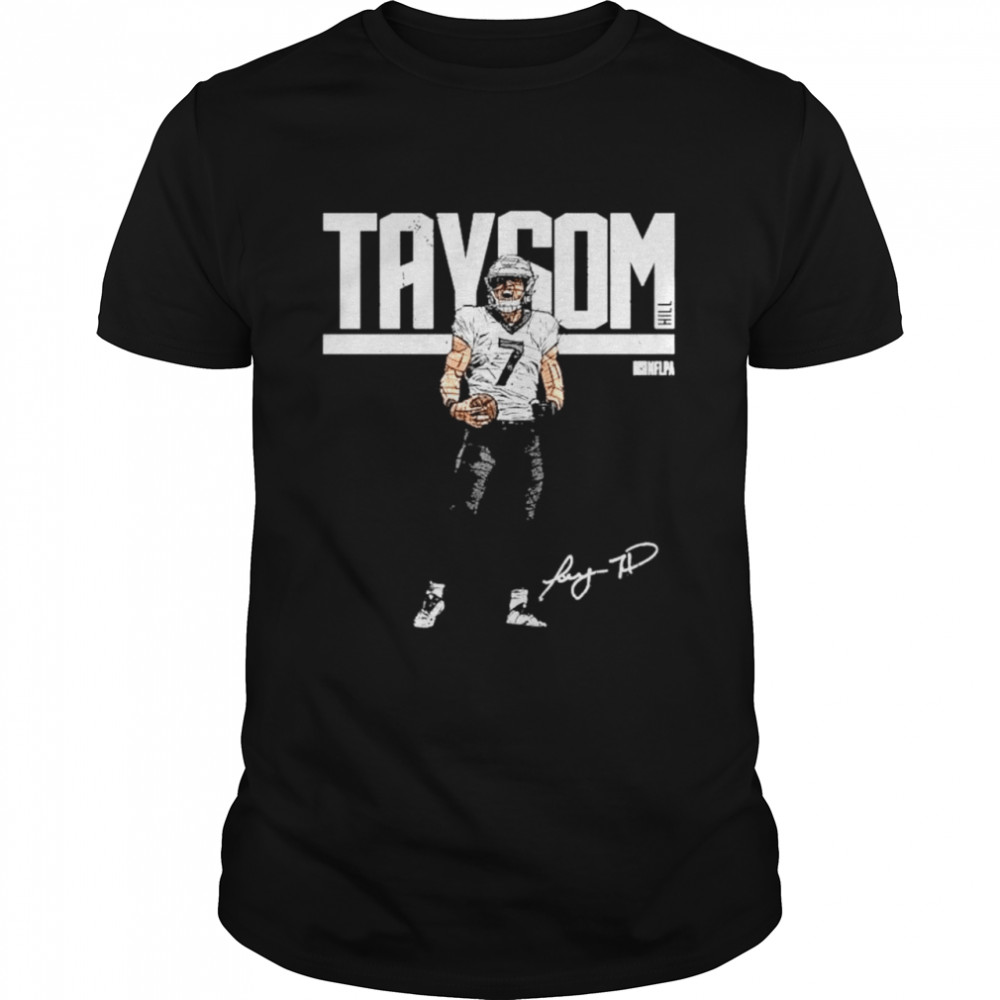 Taysom Hill Hyper signature shirt Classic Men's T-shirt