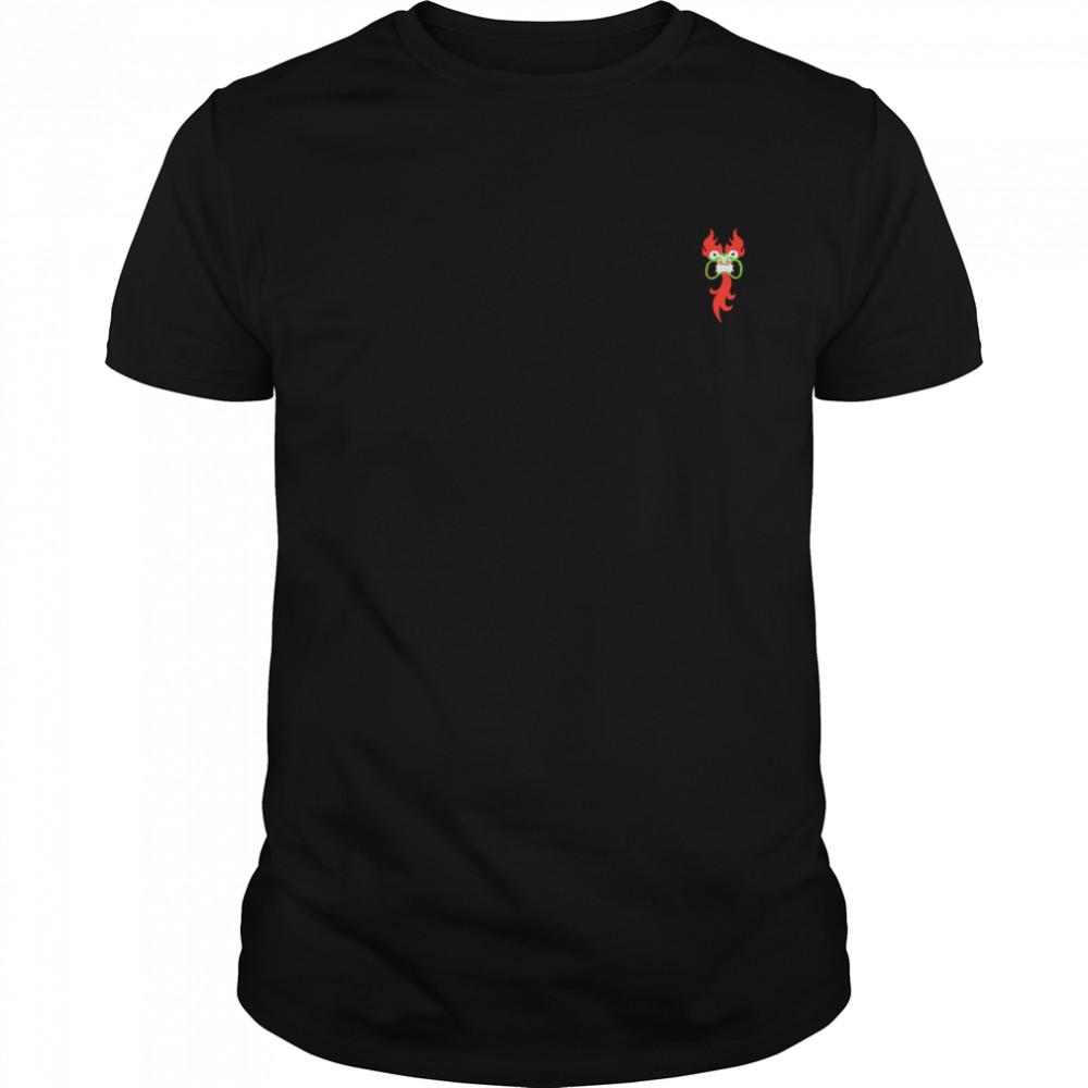 Samurai Jack Aku Face  Classic Men's T-shirt