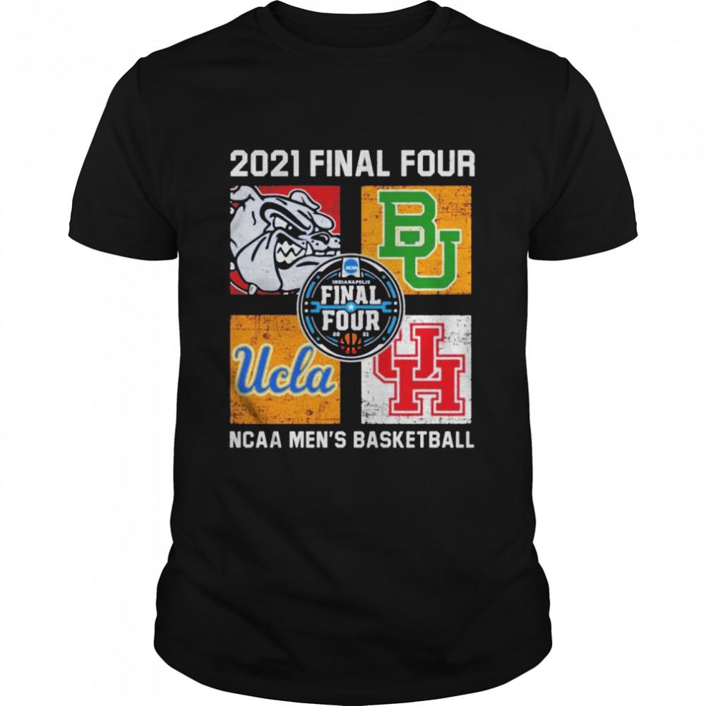 2021 Final four NCAA Men's Basketball Tournament March Madness shirt Classic Men's T-shirt