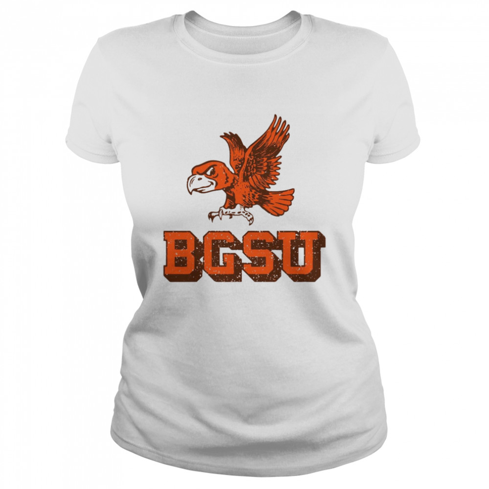 Bowling Green State University Flying Falcon shirt Classic Women's T-shirt