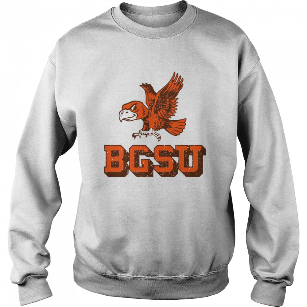 Bowling Green State University Flying Falcon shirt Unisex Sweatshirt