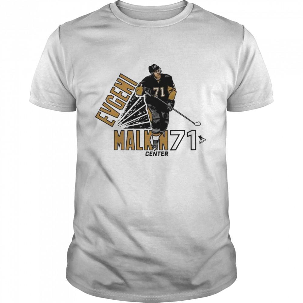 Evgeni Malkin 71 Center Pittsburgh shirt Classic Men's T-shirt