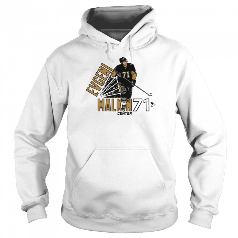 Evgeni Malkin 71 Center Pittsburgh shirt Unisex Hoodie
