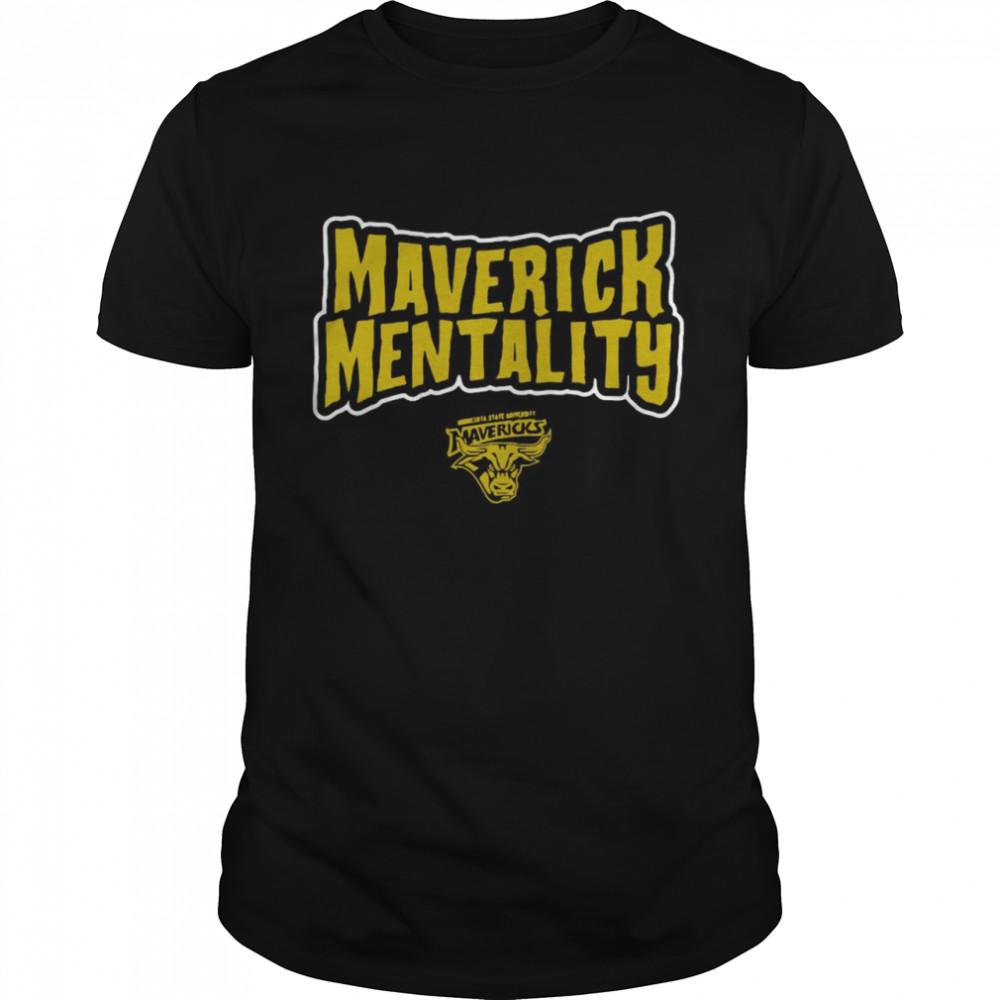 Minnesota State Maverick Mentality shirt Classic Men's T-shirt