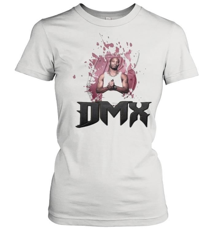 Black Travis Scott Dmx Rap Hip Hop  Classic Women's T-shirt
