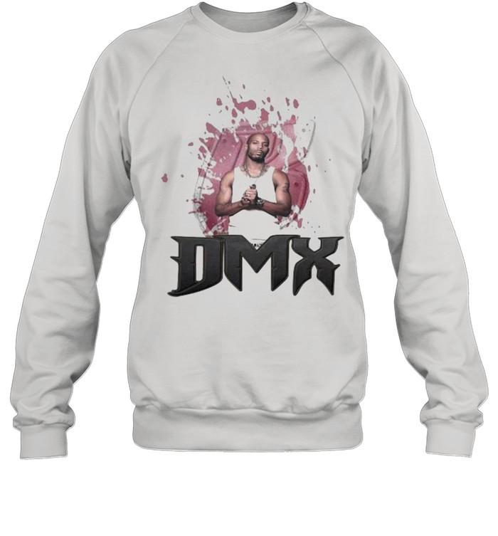 Black Travis Scott Dmx Rap Hip Hop  Unisex Sweatshirt