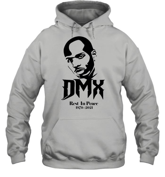 Dmx Rest In Peace 1970 2021 Forever Never Die  Unisex Hoodie
