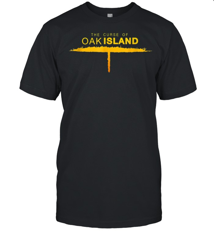 The Curse of Oak Island shirt Classic Men's T-shirt