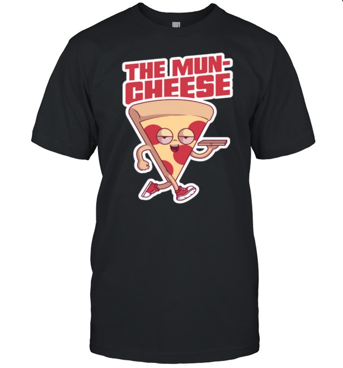 The Muncheese munchies pizza 420weed shirt Classic Men's T-shirt