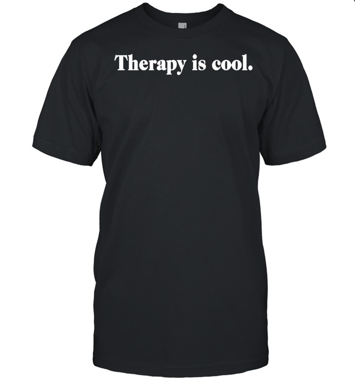 Therapy Is Cool shirt Classic Men's T-shirt