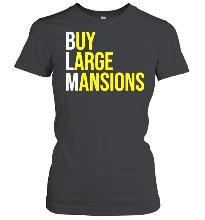 Buy Large Mansions shirt Classic Women's T-shirt