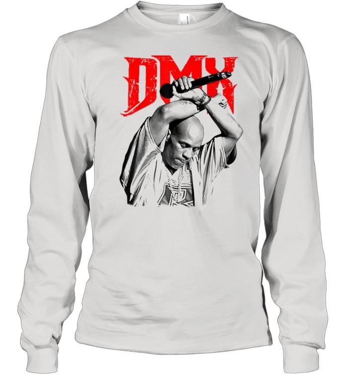 DMXs Fan Red Art  Long Sleeved T-shirt