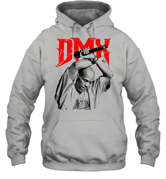 DMXs Fan Red Art  Unisex Hoodie
