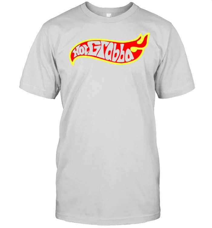 Hot grabba hot wheels shirt Classic Men's T-shirt