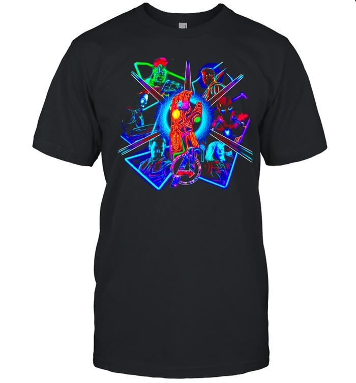 The Marvel Thamos Avengers Infinity War shirt Classic Men's T-shirt