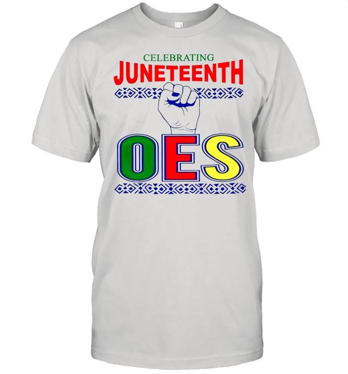 Celebrating Juneteenth one shirt Classic Men's T-shirt