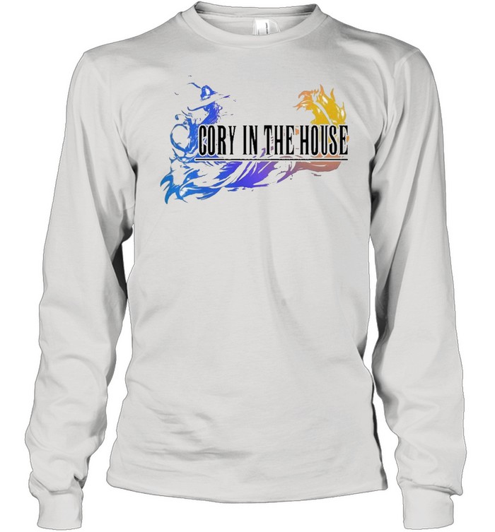 Cory in the house shirt Long Sleeved T-shirt