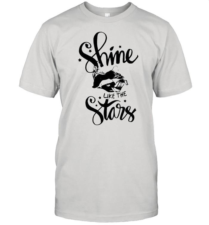 Shine like the stars shirt Classic Men's T-shirt