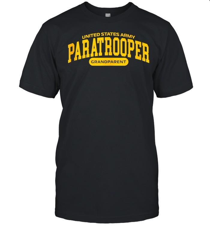 Proud Paratrooper Grandparent shirt Classic Men's T-shirt