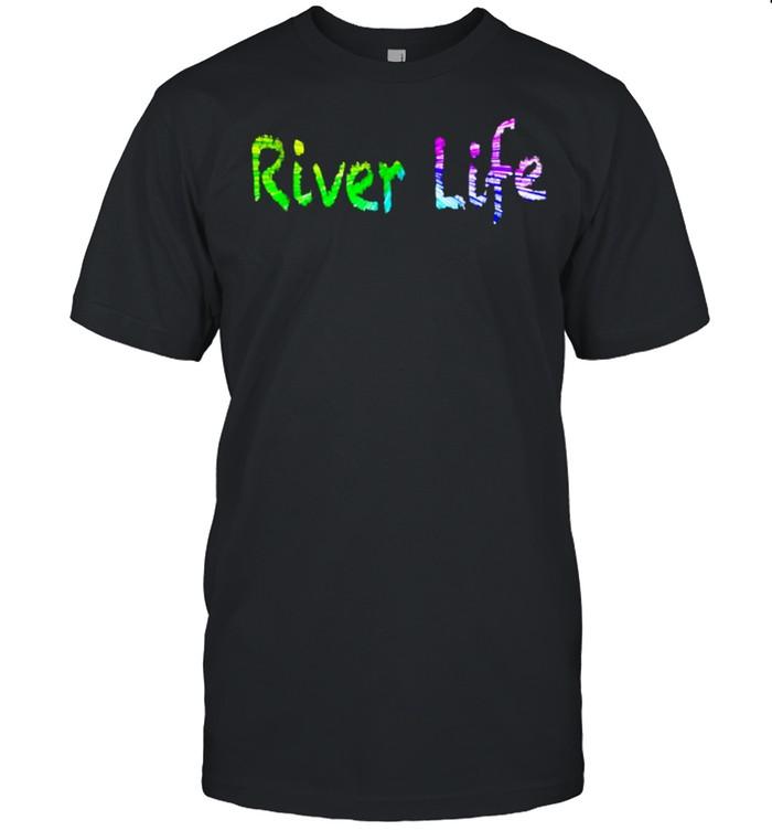 River Life  Classic Men's T-shirt
