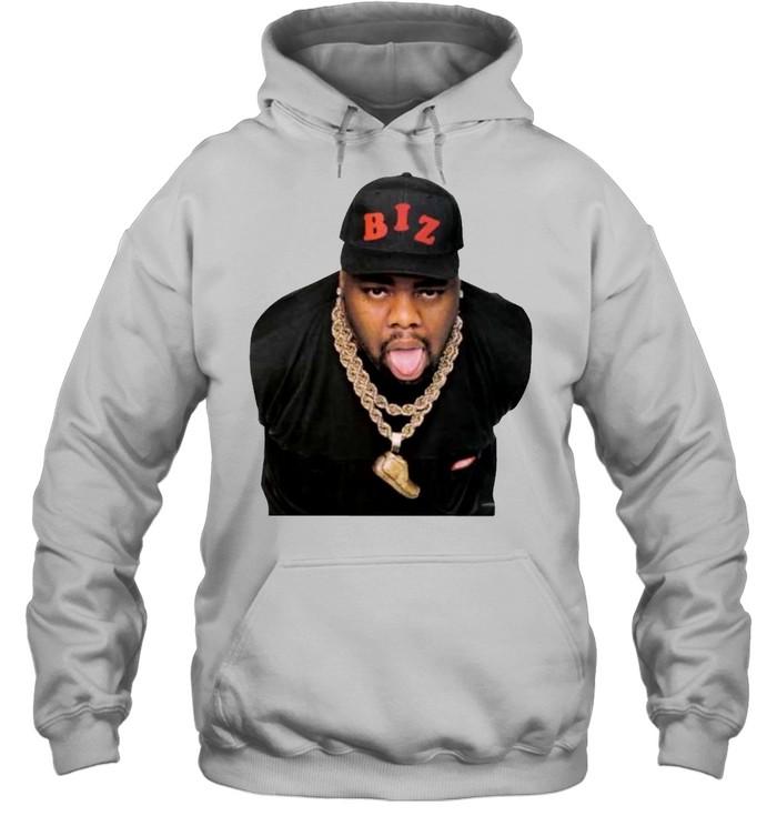 Rap legend Mr Biz Markie t-shirt Unisex Hoodie