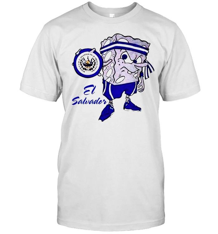 Spongebob El Salvador shirt Classic Men's T-shirt