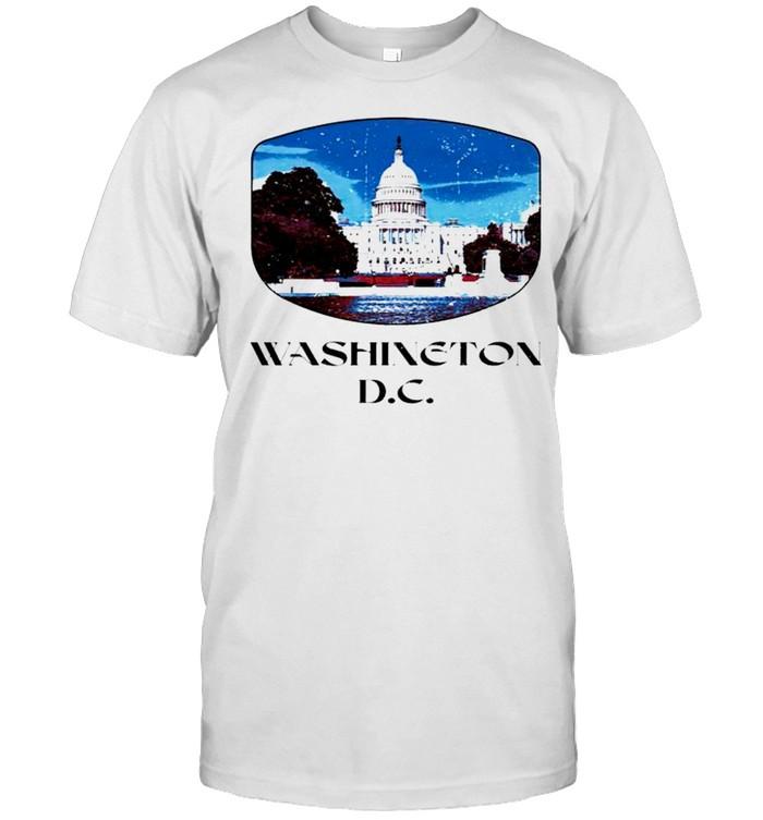 Washington D.C. Capitol Hill shirt Classic Men's T-shirt