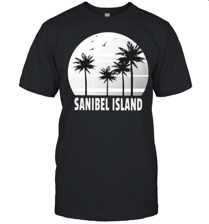 Sanibel Island Souvenir shirt Classic Men's T-shirt