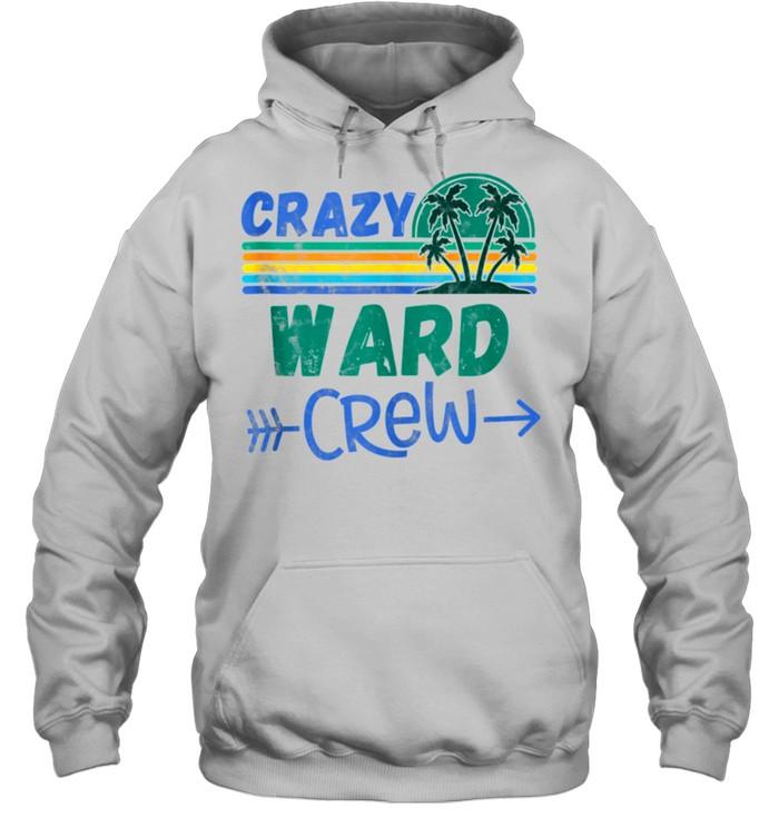 Crazy Ward crew vacation matching family shirt Unisex Hoodie