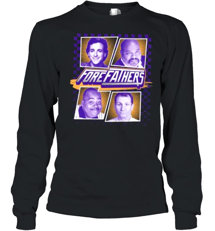 Forefathers  Long Sleeved T-shirt