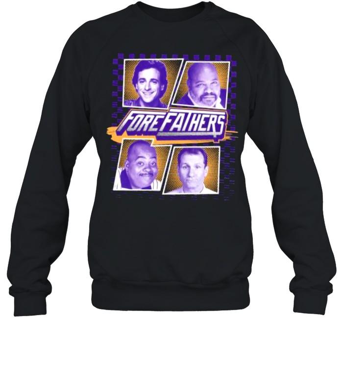 Forefathers  Unisex Sweatshirt
