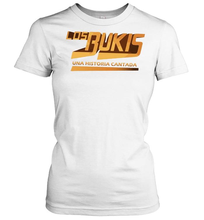 Los Bukis Mexican Grupera Band Bukis Fans shirt Classic Women's T-shirt