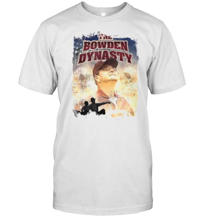 The Bobby Bowden Dynasty Florida Vintage Football Coach T- Classic Men's T-shirt