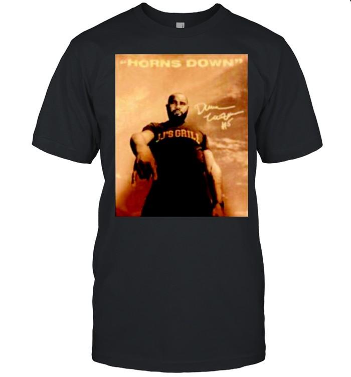 JJ's Grill horns down signature shirt Classic Men's T-shirt