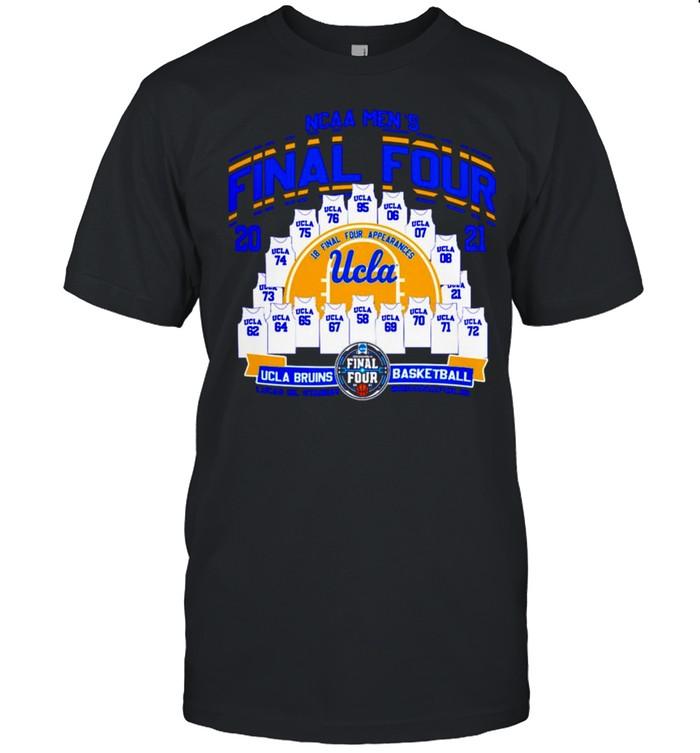 NCAA Men's Final Four Final Four Ucla Bruins basketball t-shirt Classic Men's T-shirt