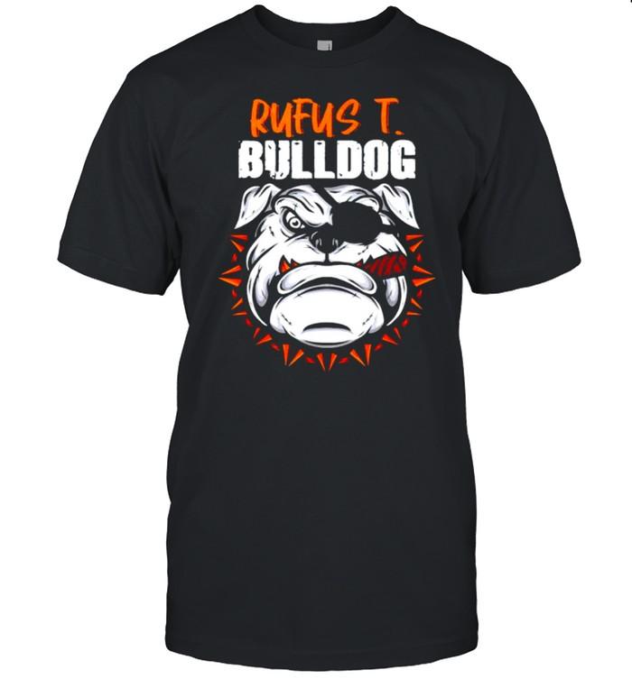 Rufus T. bulldog shirt Classic Men's T-shirt