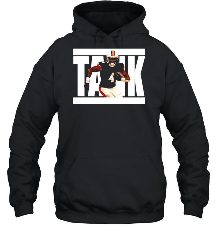 Tank Bigsby #4 signature shirt Unisex Hoodie