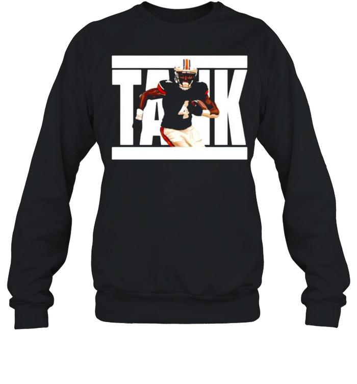 Tank Bigsby #4 signature shirt Unisex Sweatshirt