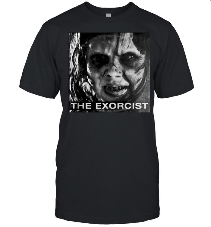 The Exorcist Regan MacNeil Lovers T-shirt Classic Men's T-shirt