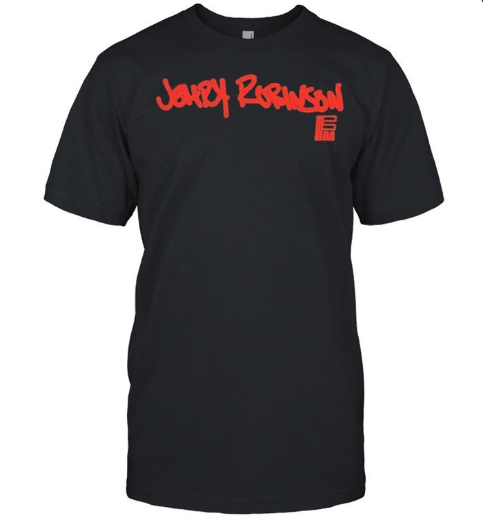 Jehry robinson strange music shirt Classic Men's T-shirt