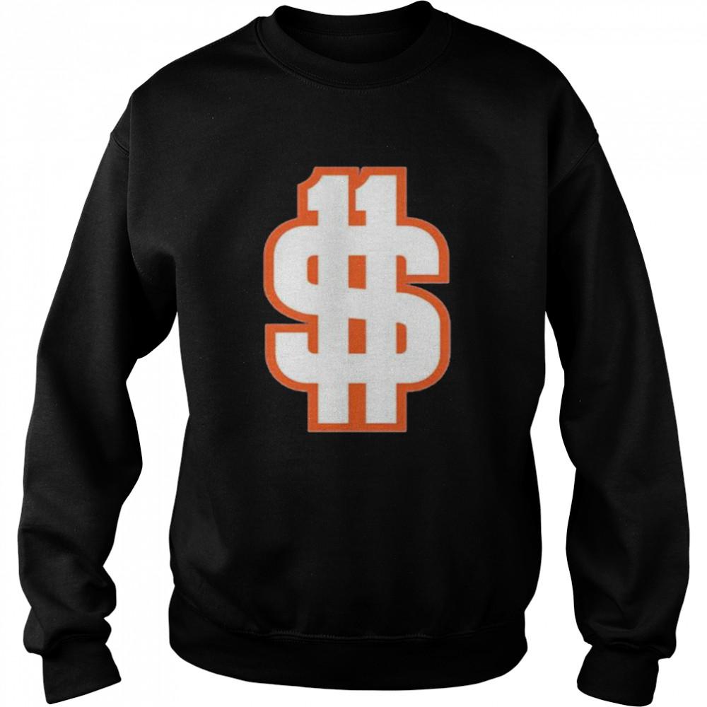 chicago Comeback money shirt Unisex Sweatshirt