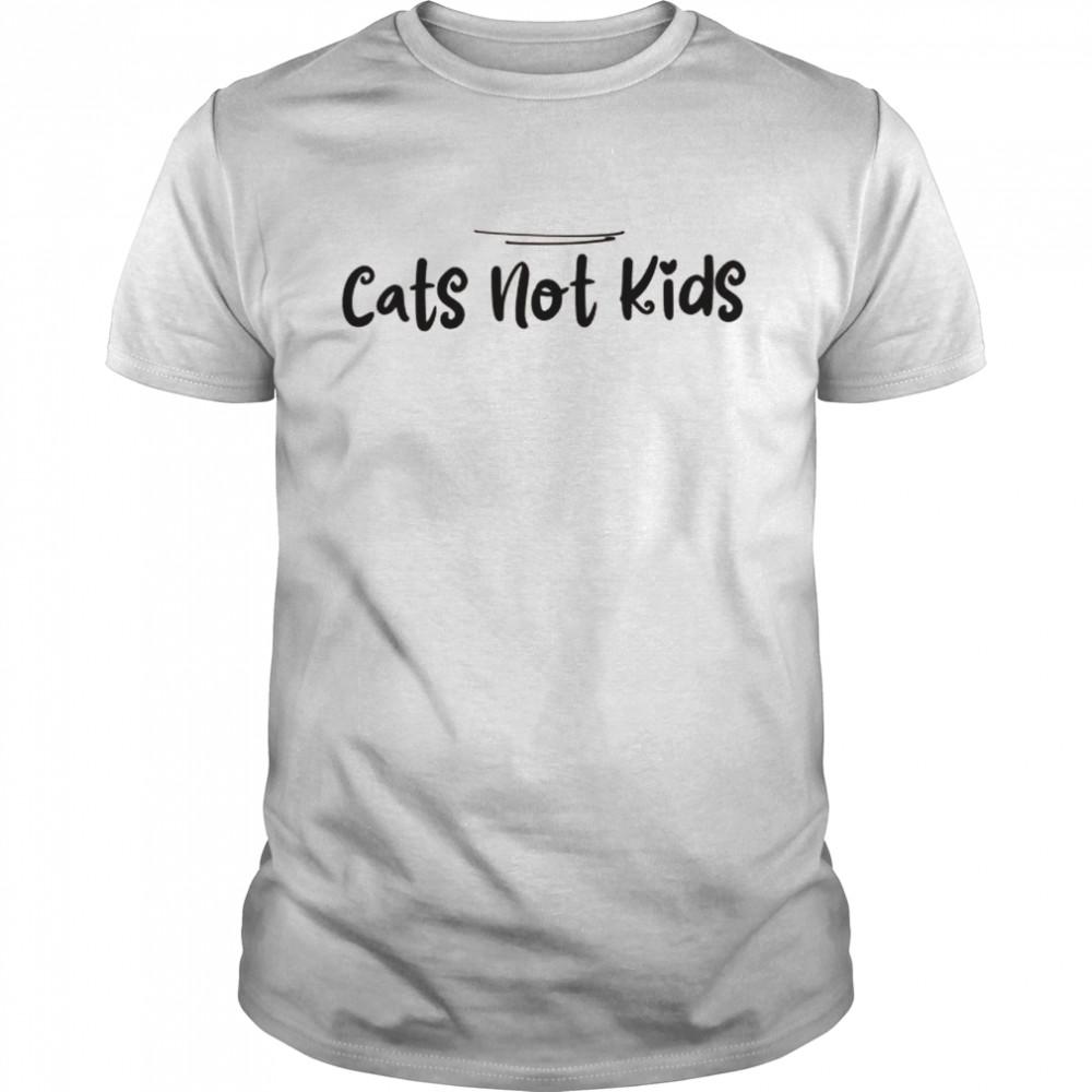 Mom Cats Not  Classic Men's T-shirt