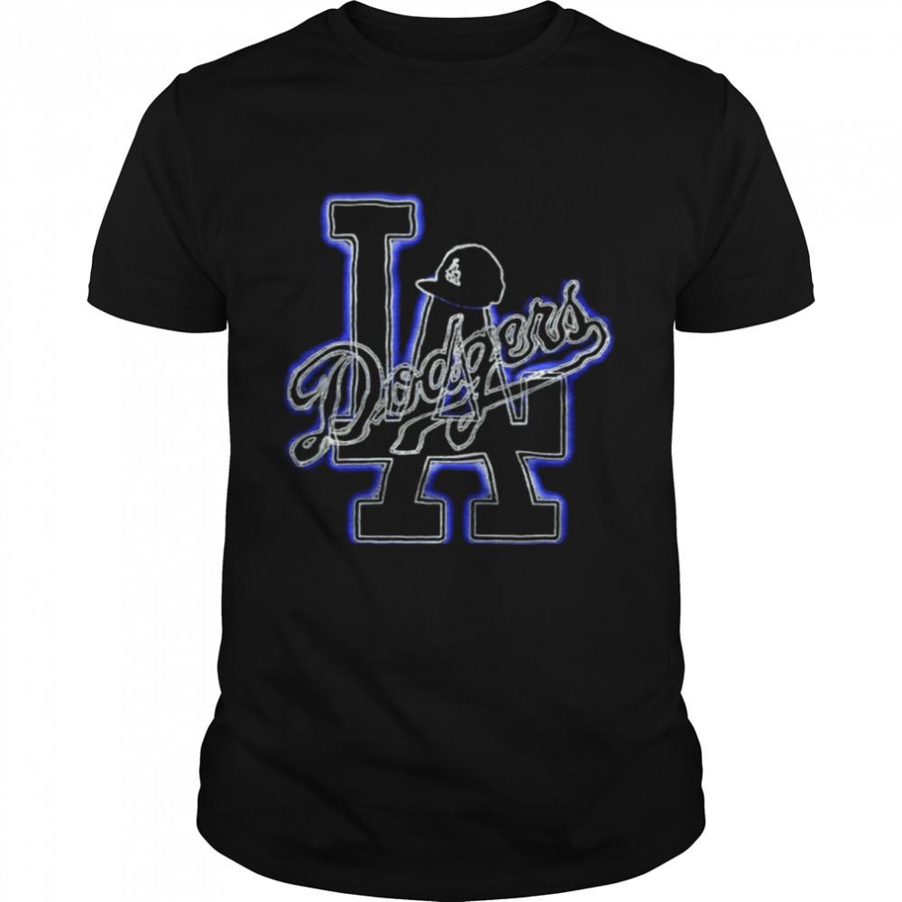 2021 Los Angeles Dodgers shirt Classic Men's T-shirt