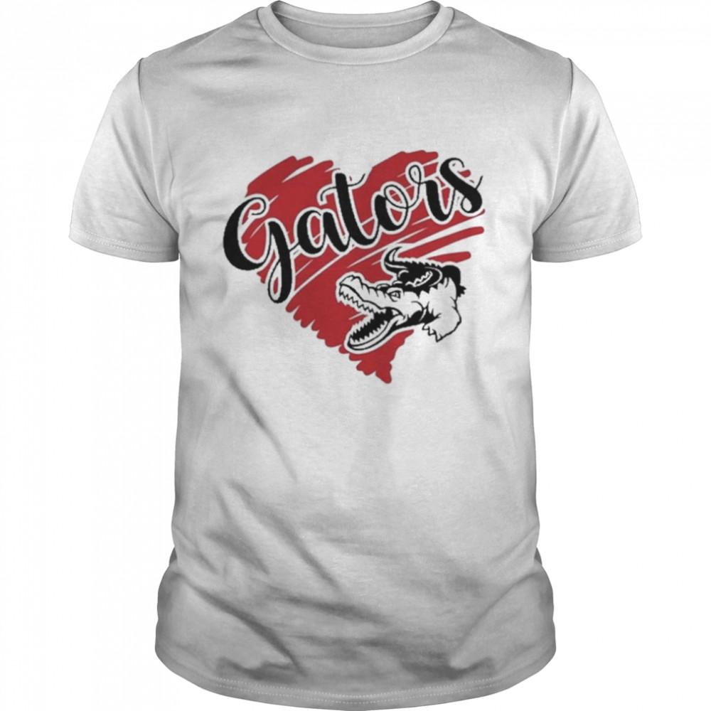 Gators football soccer baseball volleyball shirt Classic Men's T-shirt