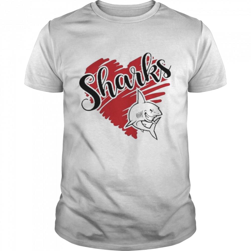 Sharks football soccer baseball volleyball shirt Classic Men's T-shirt