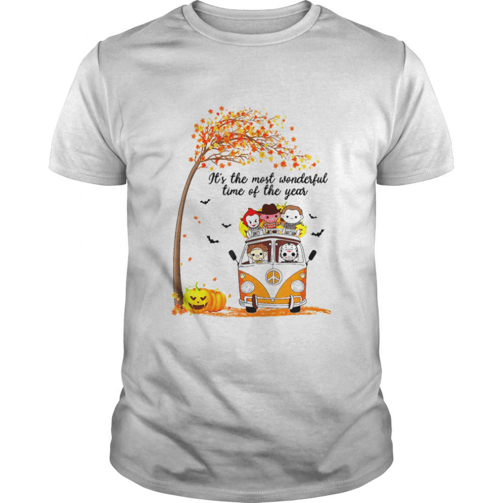 Horror It's The Most Wonderful Time Of The Year  Classic Men's T-shirt